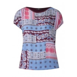 Trendiges Mustermix Shirt by Cecil