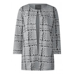 Robe jacquard féminine by Street One