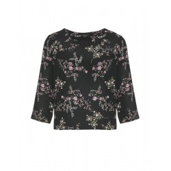 Printbluse Falesha bloom by Opus