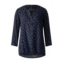 Federprint Bluse Philina by Cecil