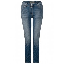 Galonstreifen Jeans Charlize by Cecil