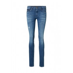 Jean LULEA slim en denim Candiani by Marc O'Polo