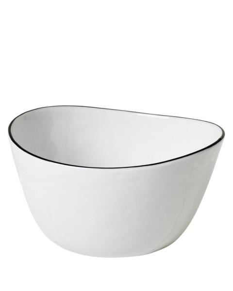Bowl Salt (Ø 18,5 cm) by Broste Copenhagen