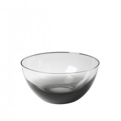 Bowl Smoke (Ø 19 cm) by Broste Copenhagen