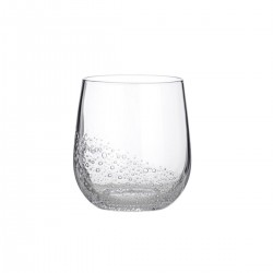 Water glass Bubble (Ø 9,4 cm) by Broste Copenhagen