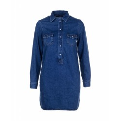 Robe chemise en jean Iris by Pepe Jeans London