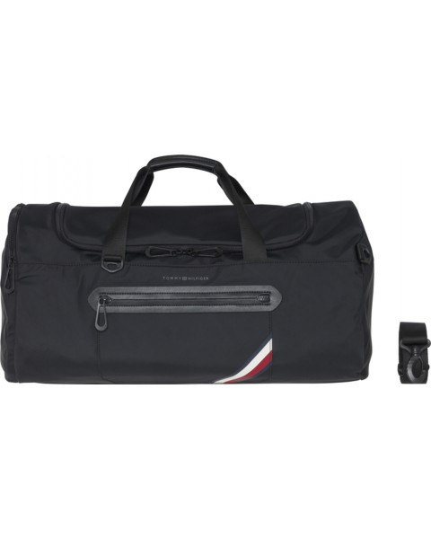 Easy tape convertible duffle bag by Tommy Hilfiger