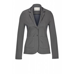 Blazer mit origineller Musterung by Rich & Royal