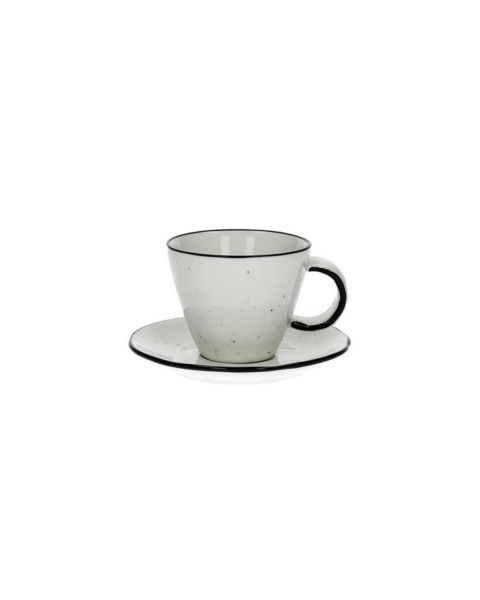 Espressocup and saucer BASIL (12 cl)