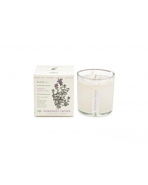 Candle Somerset Thyme (6 h)