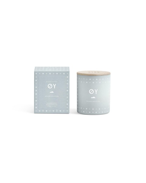 Scented candle ØY (8,4x7,6cm)