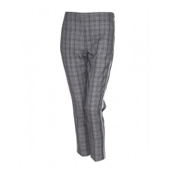 Business Hose Ette wide check by Opus