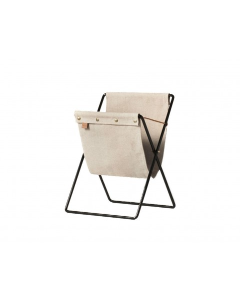 Magazine stand HERMAN (51x33x31cm) by ferm Living