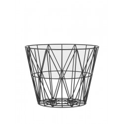 Basket WIRE (Ø50x40cm - Medium) by ferm Living