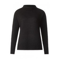Pull texturé Lykka by Street One
