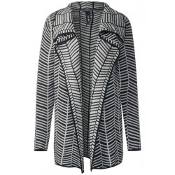 Lässiger Open-Style Cardigan by Street One