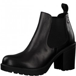 Stiefeletten aus Leder by s.Oliver Red Label
