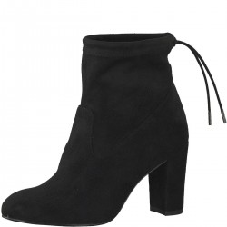 Bottines d'aspect velours by s.Oliver Red Label
