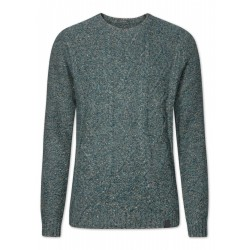 CAYDEN-CABLEKNIT Pullover by Colours & Sons
