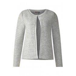 Glitzernde Shirtjacke by Street One