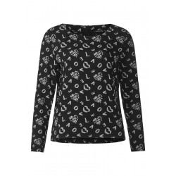 Allover Print Shirt Ulrika by Street One