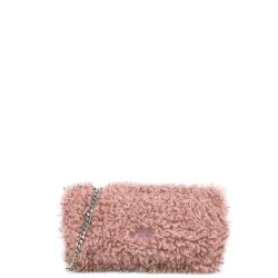 Flauschige Clutch by Comma