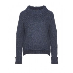 Boxy Pullover Padsha multimelange by Opus