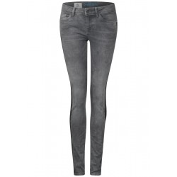 Glitzer-Galon Denim York by Street One