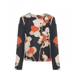 Blouse imprimée Faleshi abstract ST by Opus