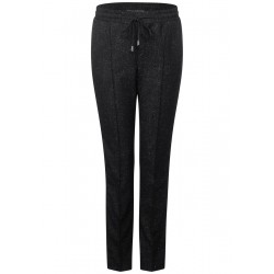 Glitzer Joggpants Fay by Street One