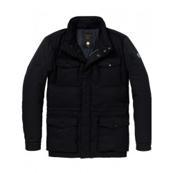 Feldjacke aus Stoffmix by Scotch & Soda