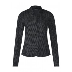 Jacquard Blazer by Street One
