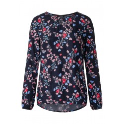 Blumenprint Bluse by Cecil