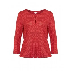 Druckshirt Saskia little dot by Opus