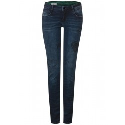 Dekorierte Denim Crissi by Street One