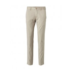 7ce55522db5e8f STIG tapered chinos in a dobby fabric by Marc O Polo