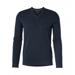 Knitted jumper in a textured fabri by Marc O'Polo