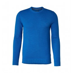 Knitted jumper in a textured fabric by Marc O'Polo