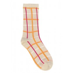 Socken Dean Summer Check by Beck Söndergaard