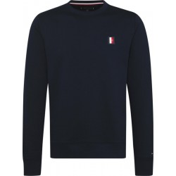 Monogram crew neck sweatshirt by Tommy Hilfiger