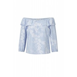 Bestickte Zigeunerbluse by Rich & Royal