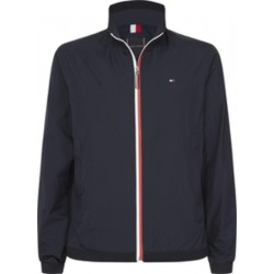 Signature placket bomber jacket by Tommy Hilfiger