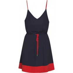Essential Trägerkleid in Blockfarben by Tommy Jeans
