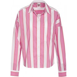 Chemise courte à rayures by Tommy Jeans