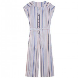 Langer Overall aus Leinen by Pepe Jeans London