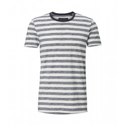 T-shirt with a striped design by Marc O'Polo