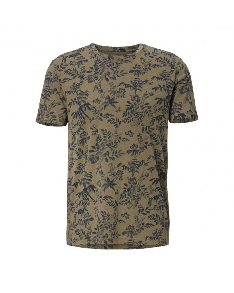 T-Shirt mit Botanik-Print by Marc O'Polo
