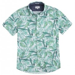 Tropical print shirt by Pepe Jeans London