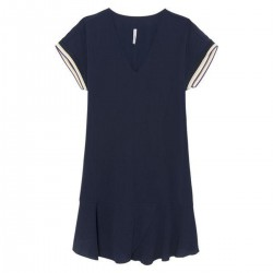 Navy short dress by Pepe Jeans London