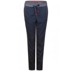 Materialmix Joggpants Tracey by Cecil